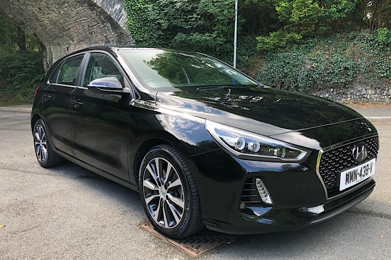 2017 Hyundai i30 1.0 T-GDi (120ps) SE Nav Tourer (Reference 3395)