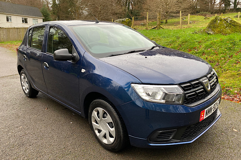 2018 Dacia Sandero 0.9 TCe (90ps) Ambiance S/S 5 Door (Reference 3480)