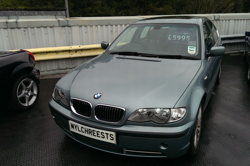 2004 BMW 330i SE Saloon Automatic (Reference 3001)