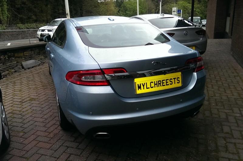 2011 Jaguar XF 3.0D V6 Premium Luxury Automatic (Reference 3243)