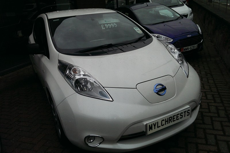 2014 Nissan Leaf E Visia 5 Door Automatic (Reference 3262)