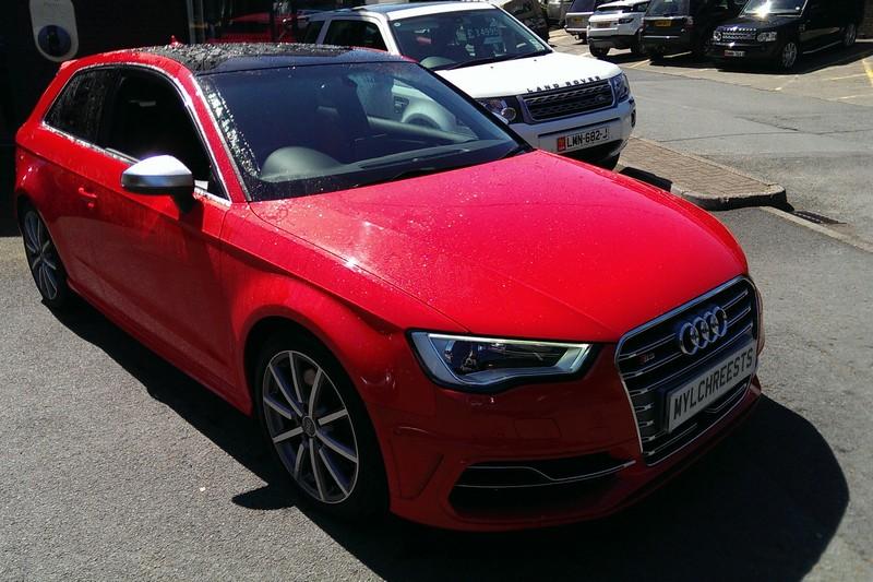 2013 Audi S3 2.0 TFSI Quattro (300PS) 3 Door Hatch - (Reference 3347)