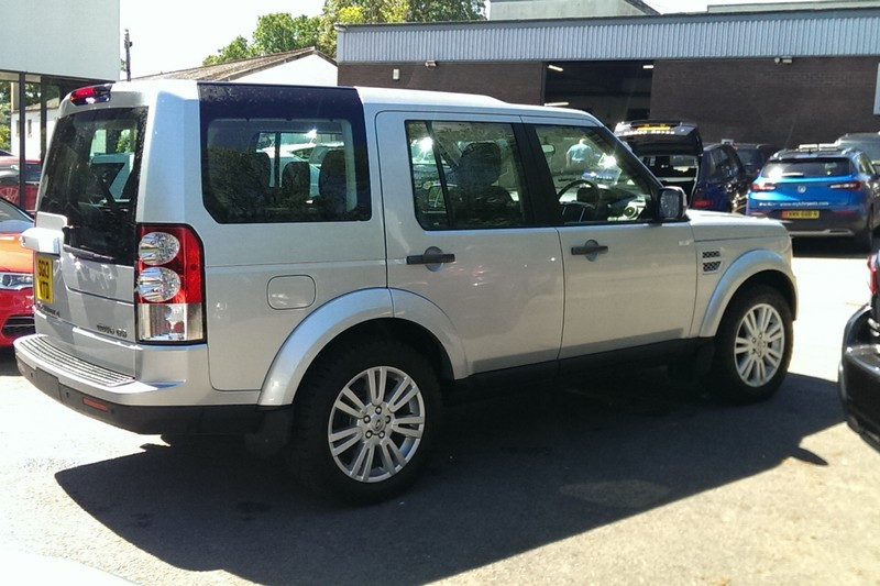 2013 Land Rover Discovery 4 (255ps) GS 3.0 SDV6 Automatic - (Reference 3351)