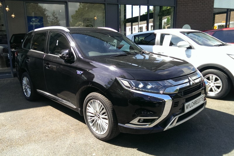 2018 Mitsubishi Outlander RX4 2.4 PHEV Automatic (Reference 3368)