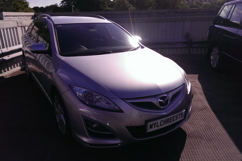 2012 Mazda 6 2.2D (180ps) Sport Hatchback Manual (Reference 3370)