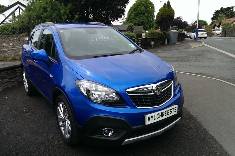 2016 Vauxhall Mokka 1.4 Turbo (140ps) Exclusive Automatic (Reference 3372)
