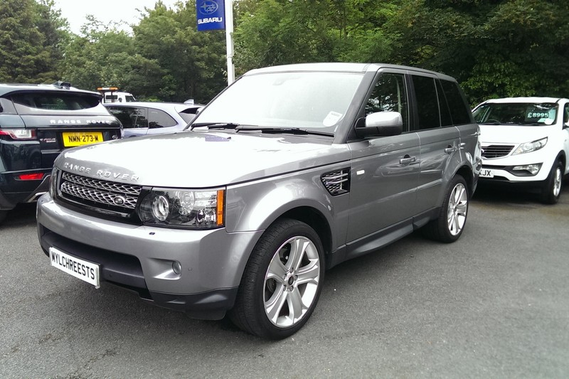 2012 Range Rover Sport 3.0 SDV6 HSE Luxury Automatic (Reference 3376)