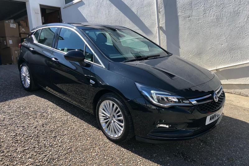 2016 Vauxhall Astra Elite Stop/Start 1.4T 16V (150ps) (Reference 3381)
