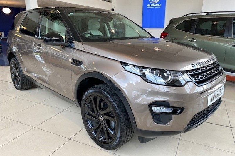 2016 Land Rover Discovery Sport 2.0 TD4 (180ps) HSE Luxury (Reference 3503)