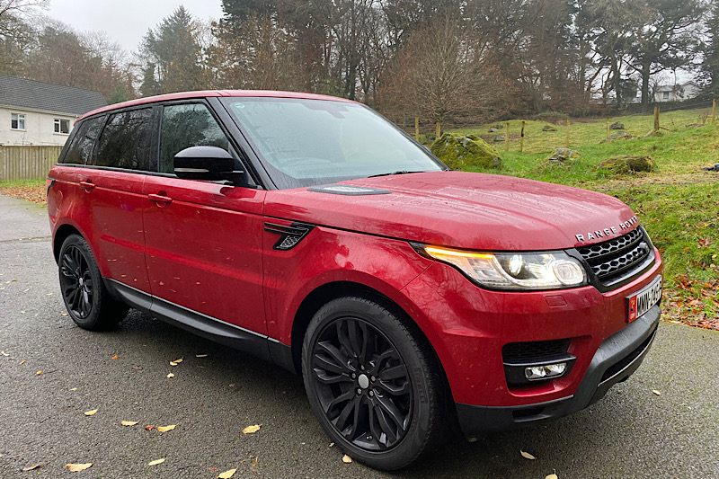 2015 Range Rover Sport 3.0 SDV6 (292ps) HSE Dynamic (Reference 3448)