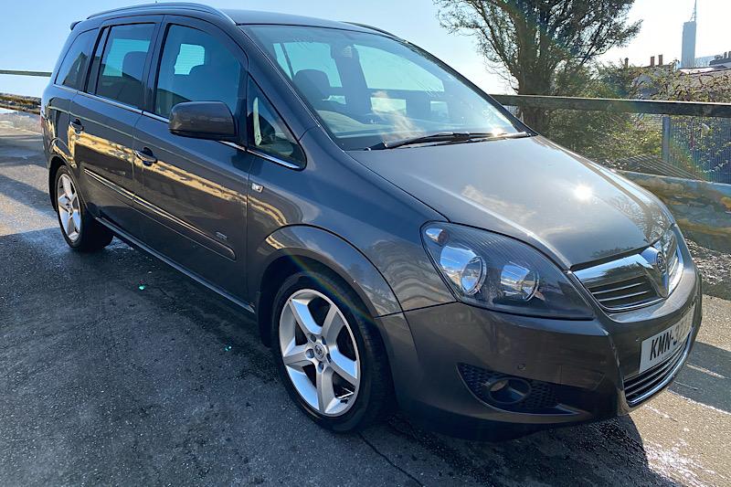 2009 Vauxhall Zafira 1.9 CDTi 16v (150ps) SRi MPV (Reference to follow)