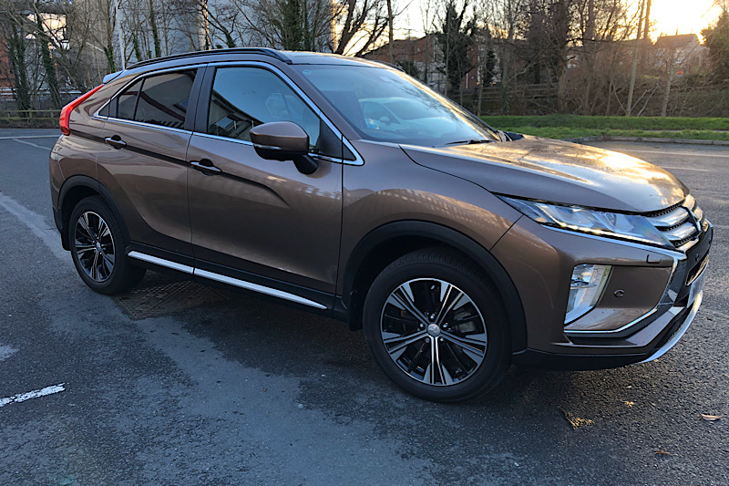 2018 Mitsubishi Eclipse Cross 4 1.5 (160ps) 4WD Automatic (Reference 3127)