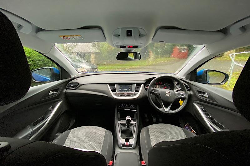 2018 Vauxhall Grandland X 1.2 (132ps) SE (S/S) 5 Door SUV (Reference 2904)