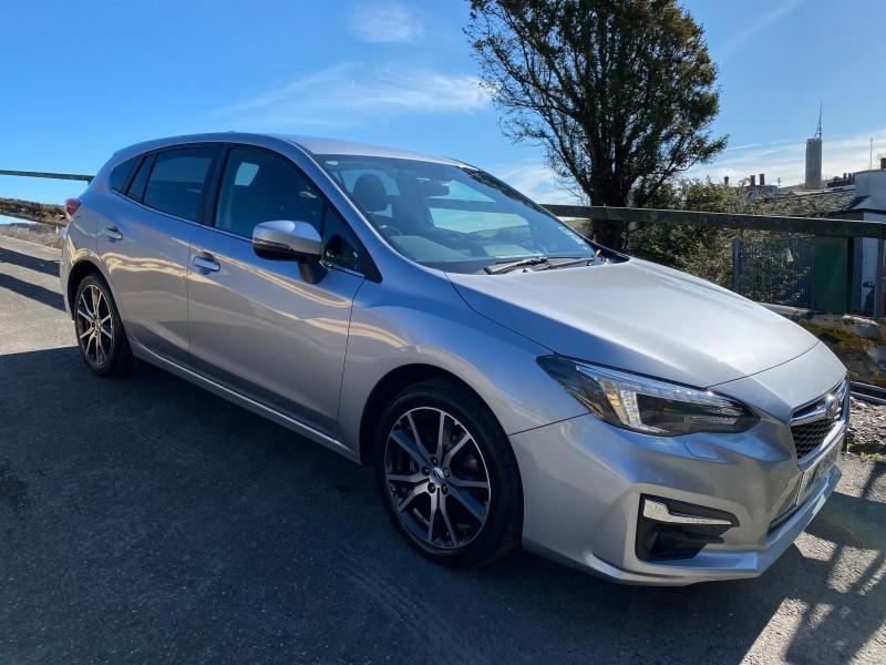 2018 Subaru Impreza 2.0i (156ps) AWD SE S/S Lineartronic (Reference 2949)