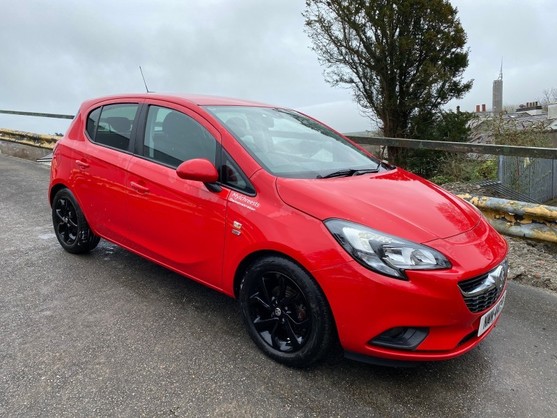 2019 Vauxhall Corsa 1.4i (90ps) Griffin ecoTEC 5 Door Hatch (Reference 3278)
