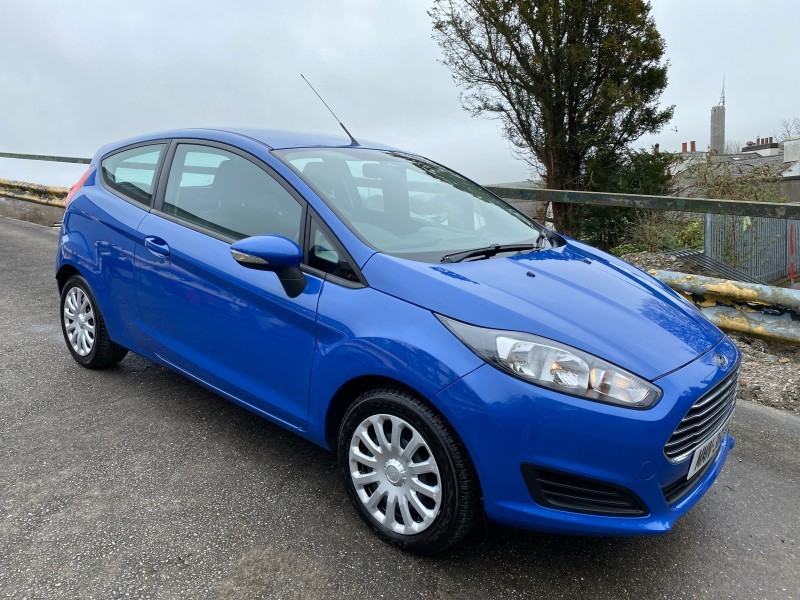 2012 Ford Fiesta 1.25 (82ps) Style 3 Door Hatch (Reference 3529)