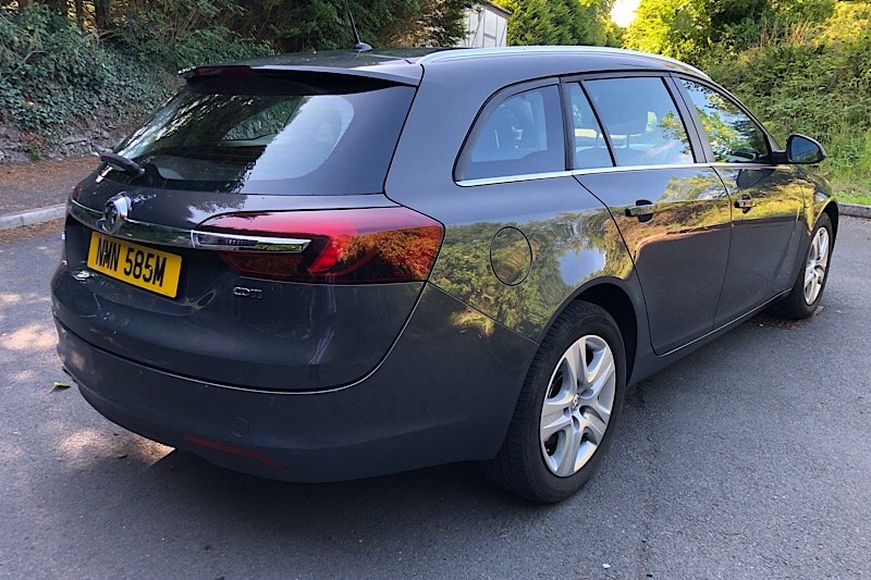 2015 Vauxhall Insignia Sports Tourer 2.0 CDTi (170ps) Automatic (Reference SR)