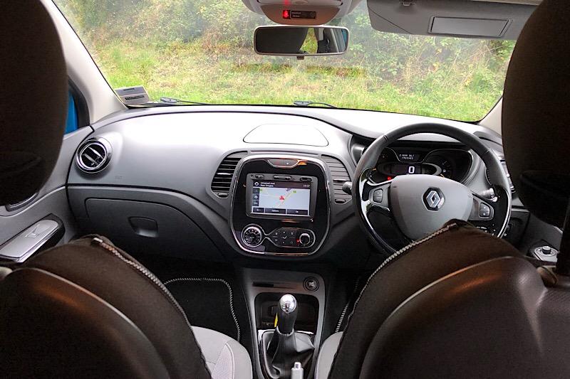 2014 Renault Captur 1.5dCI (90ps) Dynamique (Media Nav) Energy (Reference 3438)