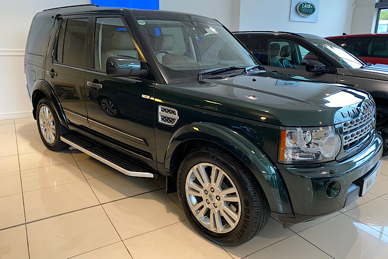2011 Land Rover Discovery 4 3.0 TD (255ps) HSE (Reference 3495)