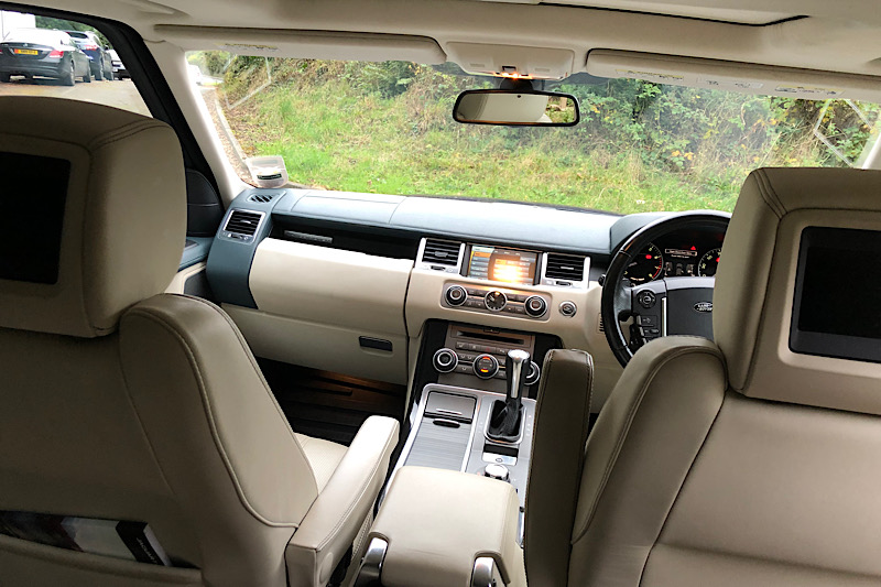 2010 Range Rover Sport 5.0 V8 Supercharged HSE Automatic (Reference 2458)