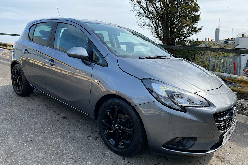 2019 Vauxhall Corsa 1.4i (90ps) Griffin ecoTEC (Reference 3313)