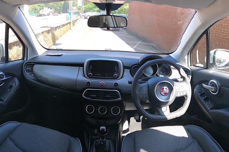 2016 Fiat 500X 1.6 Multi Jet Cross Plus (120ps) 5 Door - (Reference 3348)