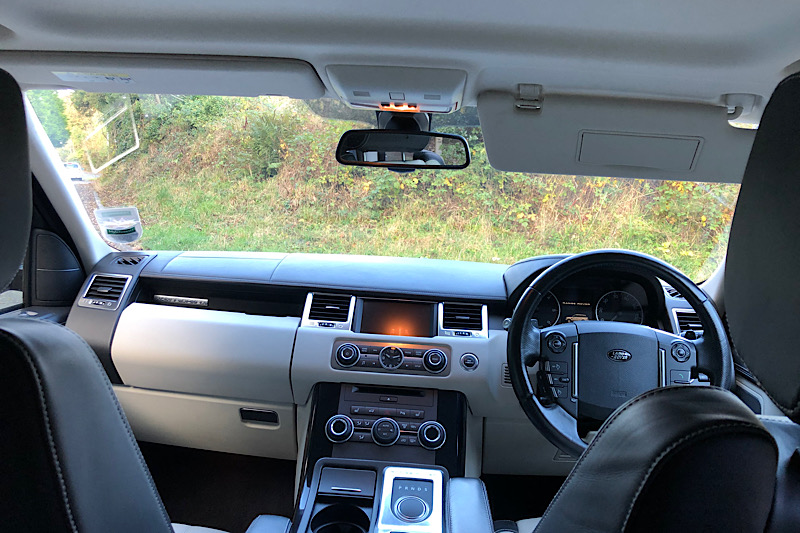 2012 Range Rover Sport 3.0 SDV6 Autobiography Automatic (Reference 3330)