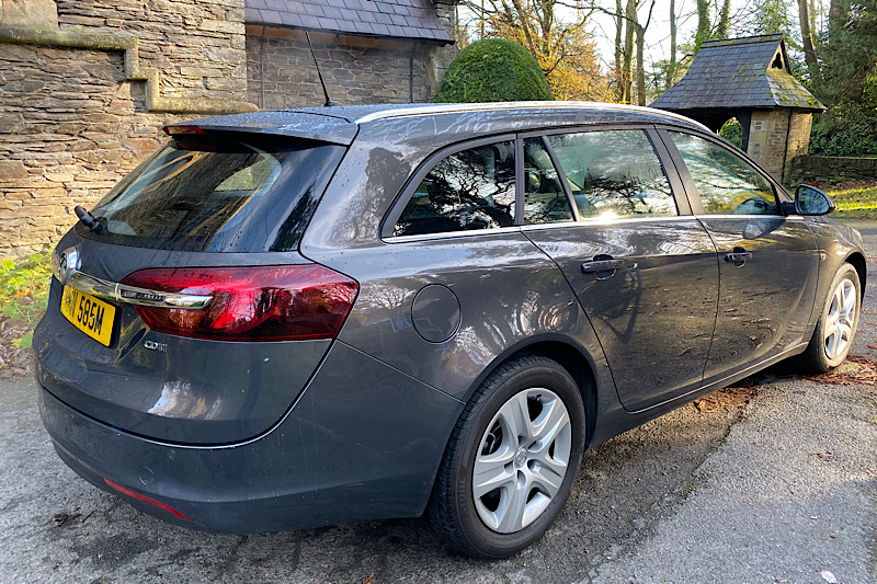 2015 Vauxhall Insignia 2.0 Design CDTi Automatic (Reference SOR)