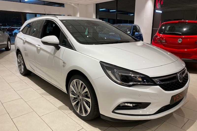 2019 Vauxhall Astra 1.6 CDTi Sports Tourer Automatic (Reference 3407) *Save over £3,500.00*