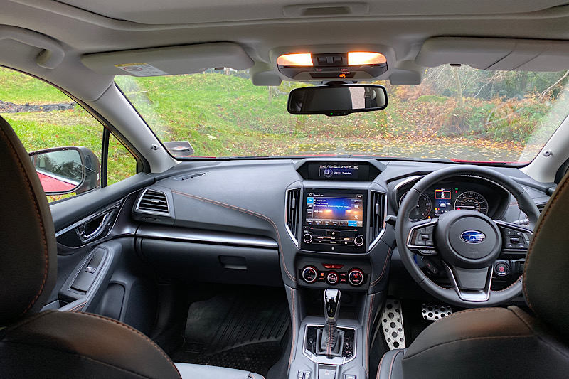 2019 Subaru XV 2.0i SE Premium Eyesight (Reference 3417)