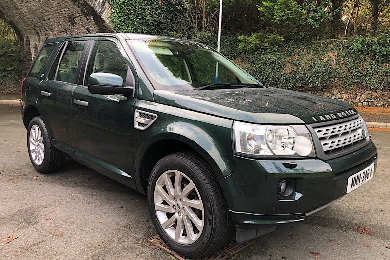 2011 Land Rover Freelander 2 2.2 SD4 HSE (190ps) (Reference 3411)