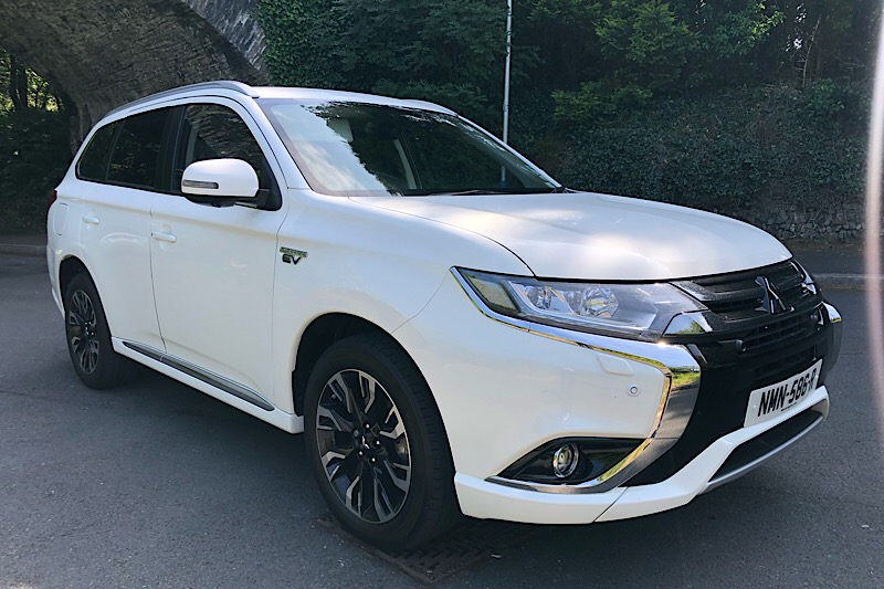2018 Mitsubishi Outlander RS4 2.0 PHEV Automatic (Reference 3345)