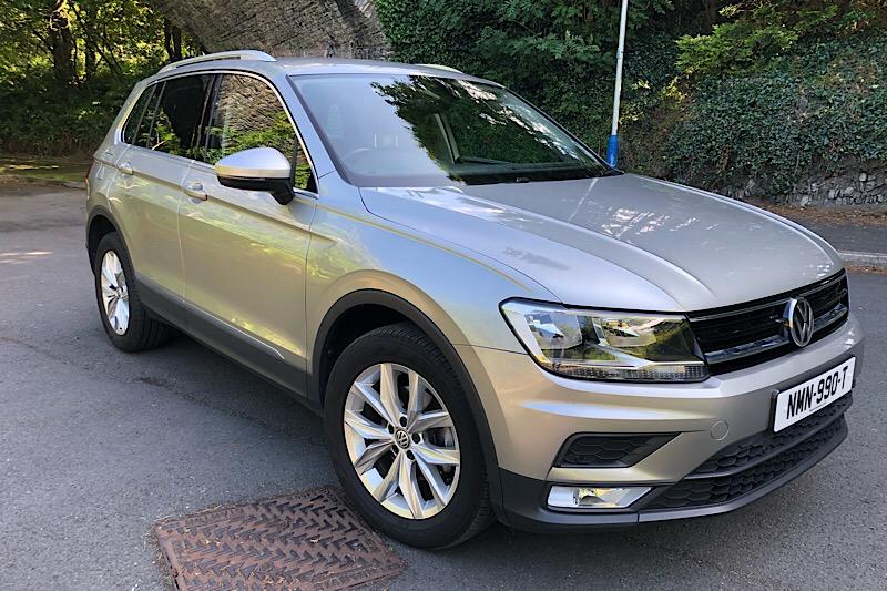 2016 Volkswagen Tiguan 2.0TDi (150ps) SE Navigation 4Motion BMT S/S Auto (Reference 3394)