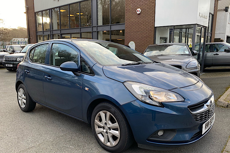 2017 Vauxhall Corsa Design 1.4i (90ps) 5 Door (Reference 2697)