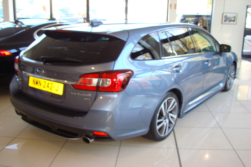 2017 Subaru Levorg 1.6 GT Lineartronic (170ps) (Reference 3140)