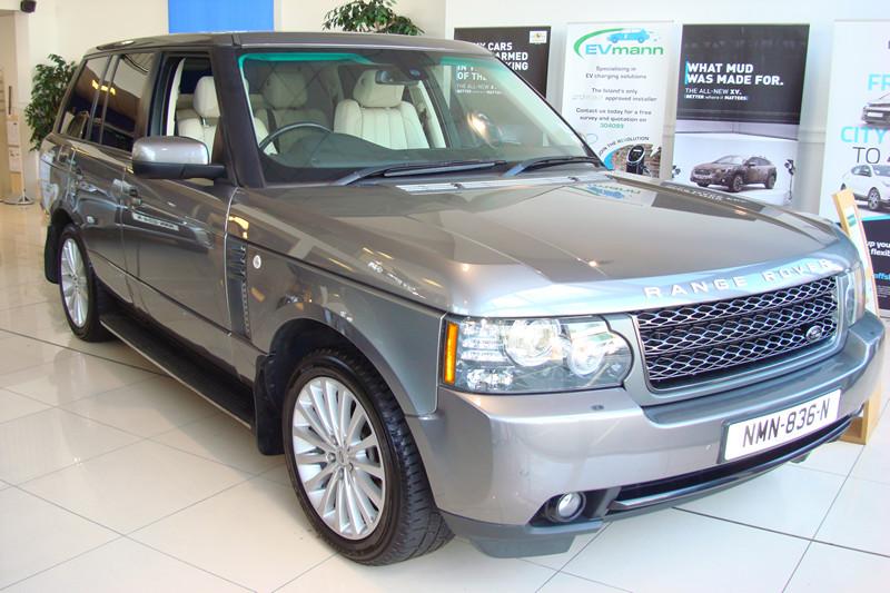 2010 Range Rover Vogue 4.4 SE TDV8 (Reference 3301)
