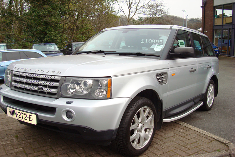 2008 Range Rover Sport 2.7 TDV6 HSE Automatic (Reference 3146)