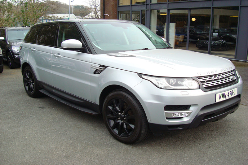 2013 Range Rover Sport 3.0 SDV6 HSE Automatic (Reference 3232)
