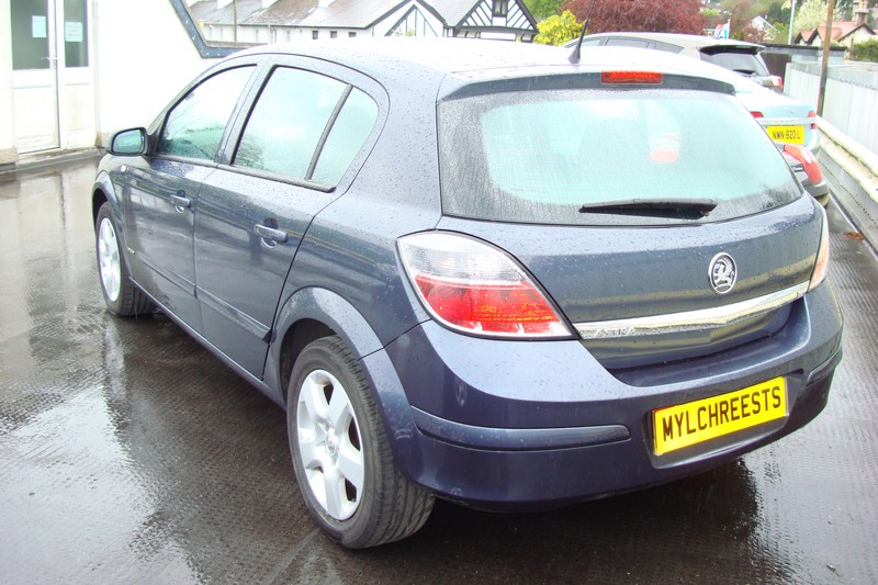 2008 Vauxhall Astra Energy 1.6 16v (115ps) 5 Door (Reference SR)