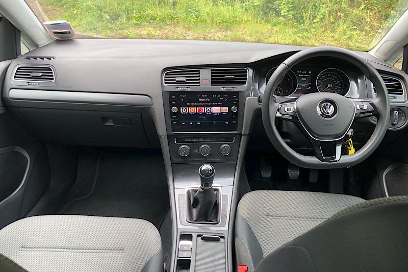 2017 Volkswagen Golf 1.4 TSI SE NAV (Reference to Follow)