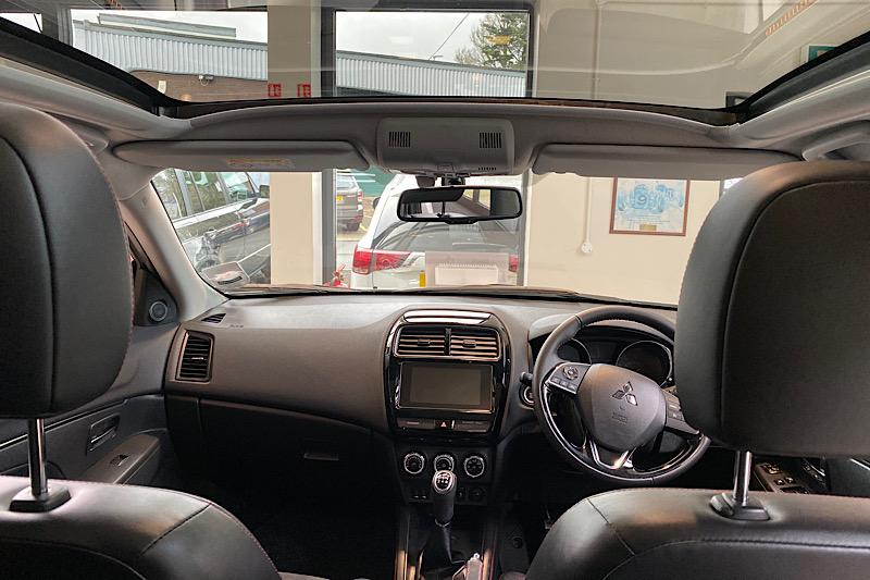2019 Mitsubishi ASX Black 1.6 (Reference to follow)