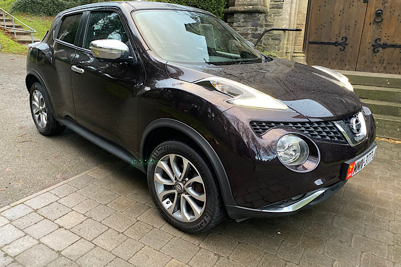 2014 Nissan Juke 1.5 DCi (116ps) Tekna (Reference to follow)