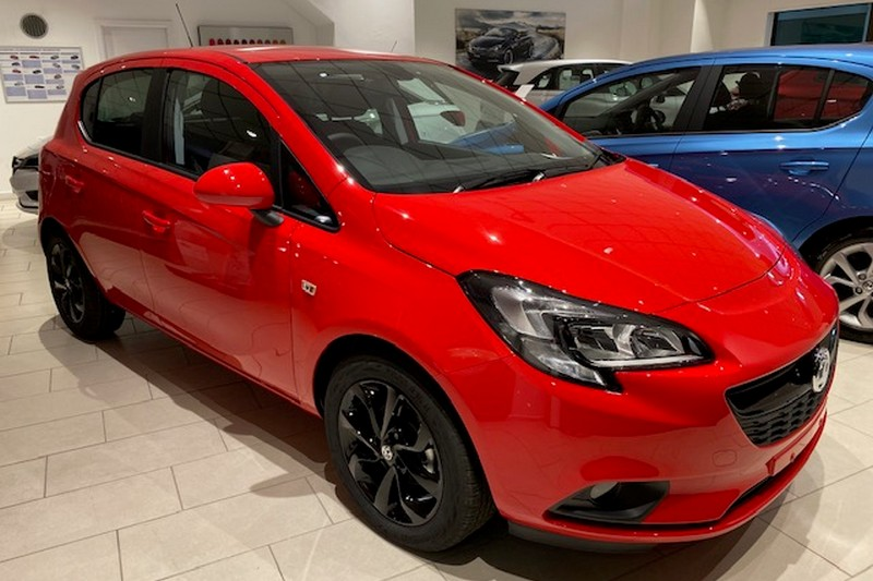 2019 Vauxhall Corsa Griffin 1.4i (90ps) 5 Door S/S (Reference 3434) *REDUCED*