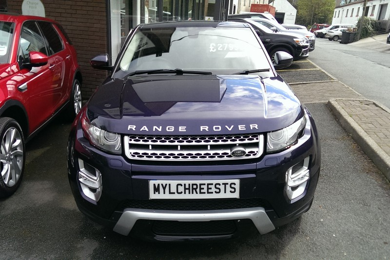 2015 Range Rover Evoque 2.2 SD4 (190ps) Autobiography Automatic (Reference 3341)