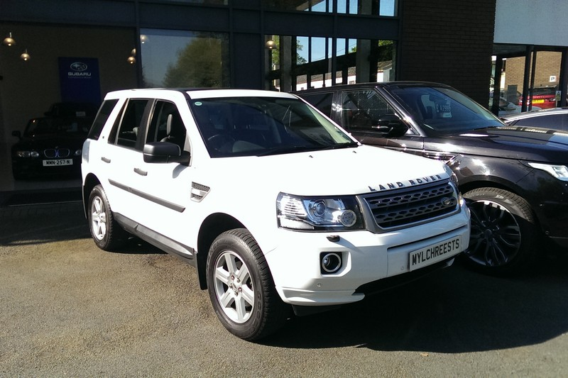 2013 Land Rover Freelander 2 GS 2.2 TD4 Automatic (150PS) (Reference 3356)