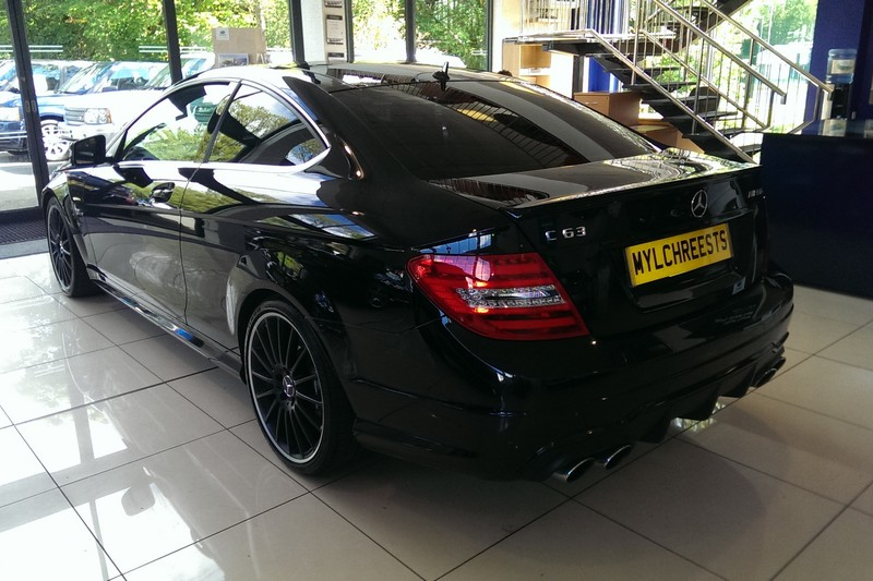 2013 Mercedes Benz C-Class 6.3 (457ps) C63 AMG Coupe (Reference SR)