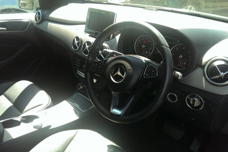 2015 Mercedes Benz B-Class 1.5 CDi (107ps) B180 SE 5 Door Hatchback - (Reference 3363)