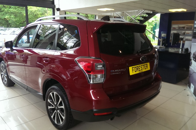 *NEW* Subaru Forester 2.0i XT Turbo (Reference 3327)
