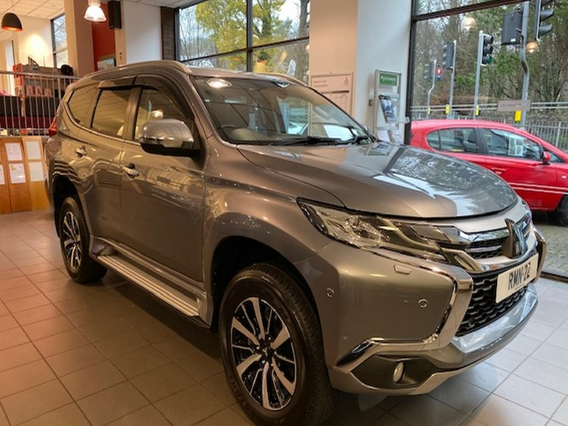 2018 Mitsubishi Shogun Sport 4 2.4 DI_D (178ps) 4WD Automatic (Reference 3120)