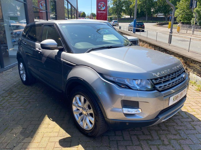 2014 Land Rover Evoque 2.2d4 (190bhp) 4X4 Pure TECH (Reference SOR)